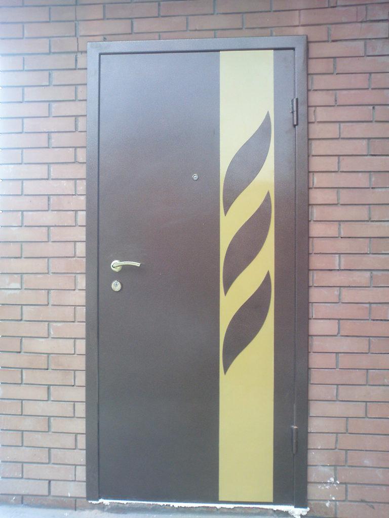 Дверь стальная Элит