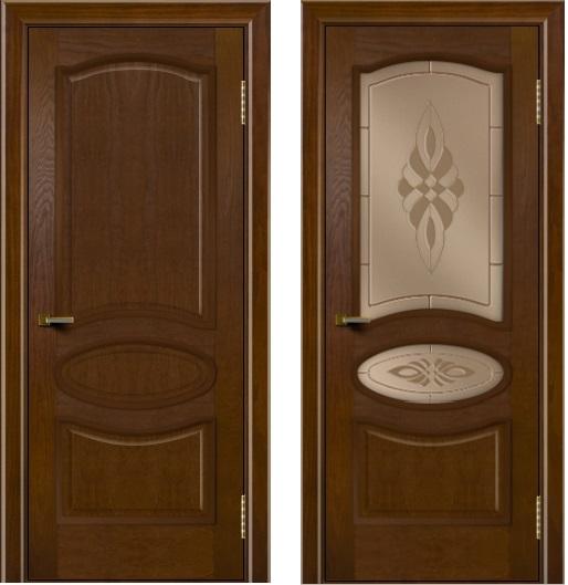 Дверь межкомнатная Оливия