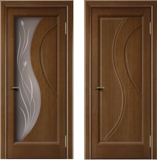 Дверь межкомнатная Прага-2