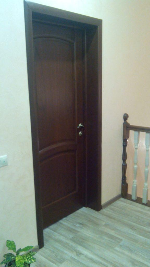 Дверь Анталия-2 в интерьере