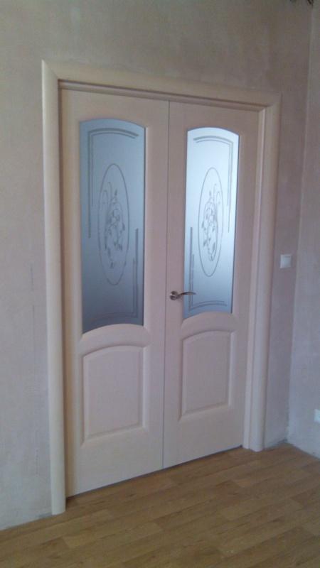 Дверь Анталия в интерьере