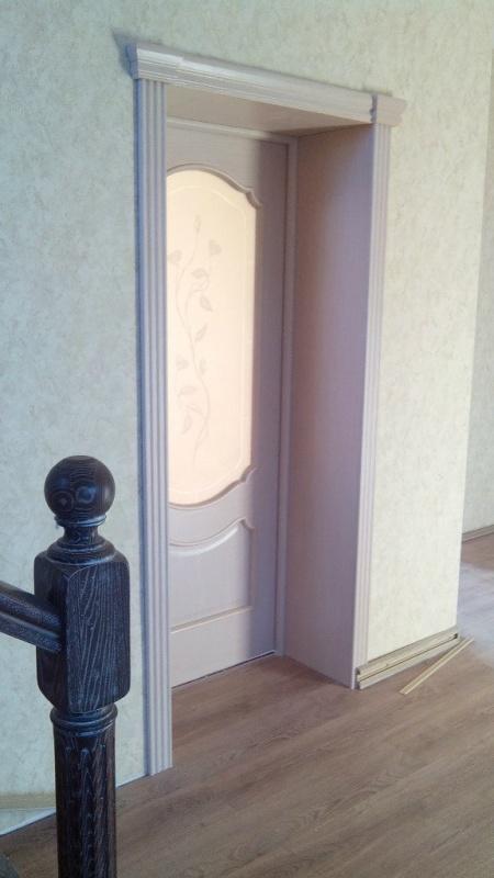 Дверь Богема в интерьере