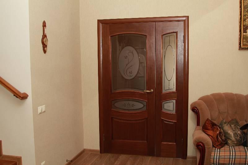 Дверь Алина в интерьере