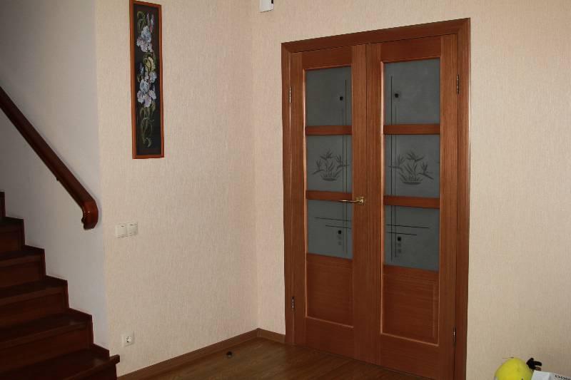 Дверь Классика в интерьере