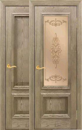 Дверь Виолетта