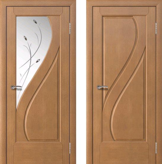 Дверь межкомнатная Гармония