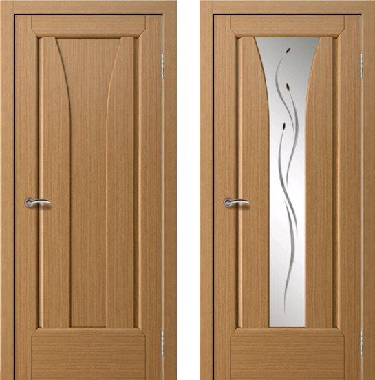 Дверь межкомнатная Алфея