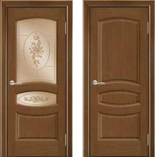 Дверь межкомнатная Алина-2
