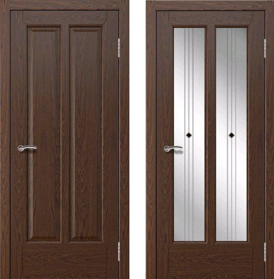 Дверь межкомнатная Ника