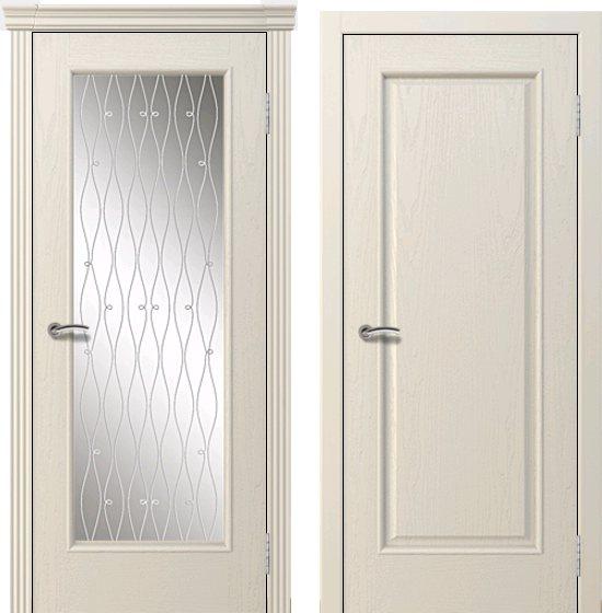 Дверь межкомнатная Аида