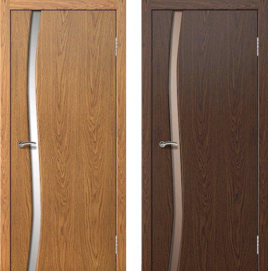 Дверь межкомнатная Эллада-1-Волна