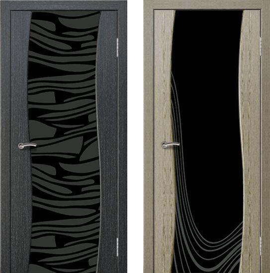 Дверь межкомнатная Эллада-Волна