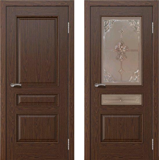 Дверь межкомнатная Ирида