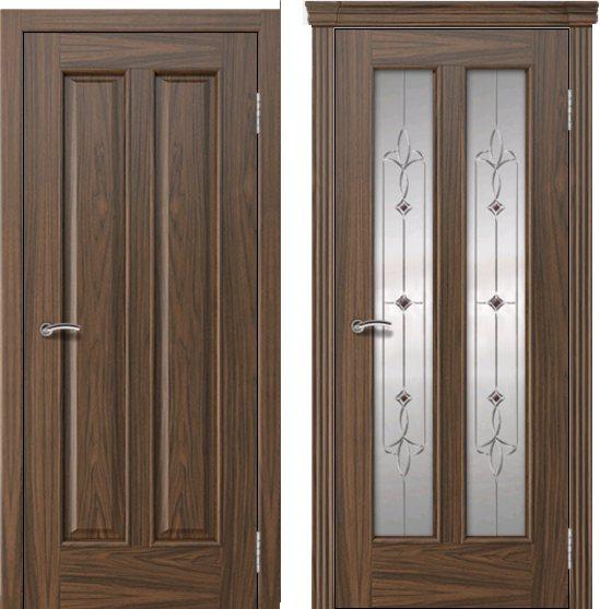 Дверь межкомнатная Клеодора