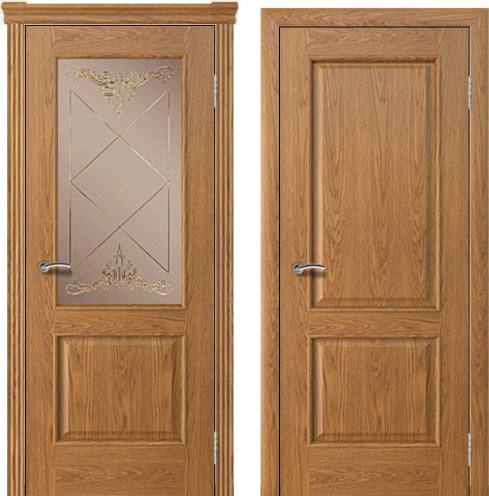 Дверь межкомнатная Мира