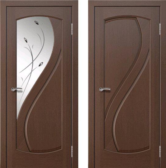 Дверь межкомнатная Муза