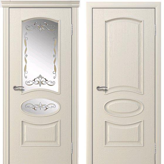 Дверь межкомнатная Нимфа