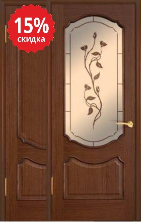 Дверь межкомнатная Богема