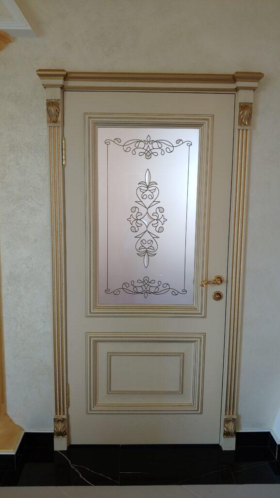 """Дверь """"Венера"""" сл. кость"""