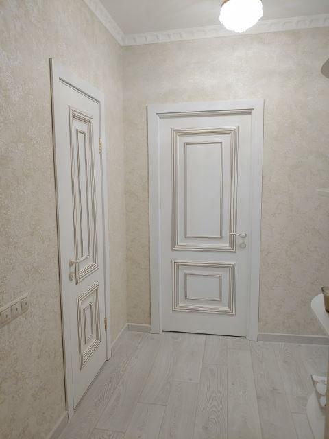 Дверь Венера-2 в интерьере